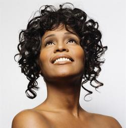 Recent Whitney Houston photos