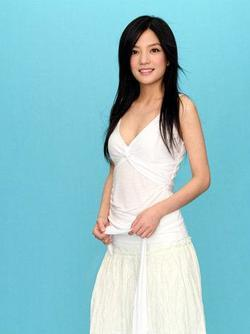 Recent Zhao Wei photos