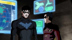 Justice League vs. Teen Titans picture
