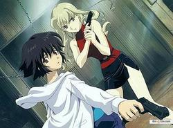 Madlax picture