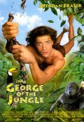 George of the Jungle - wallpapers.