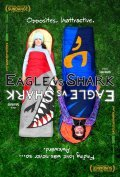 Eagle vs Shark - wallpapers.