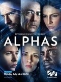Alphas - wallpapers.