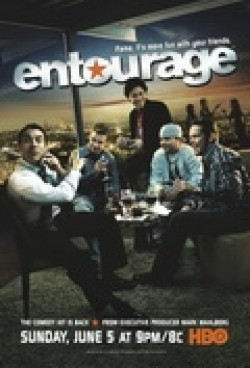 Entourage - wallpapers.