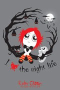 Ruby Gloom - wallpapers.
