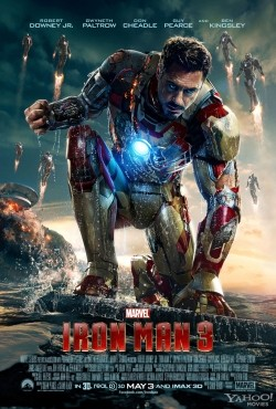 Iron Man 3 - wallpapers.