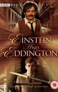 Einstein and Eddington pictures.