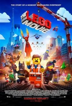 The Lego Movie - wallpapers.