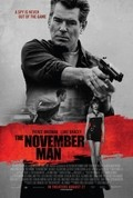 The November Man - wallpapers.