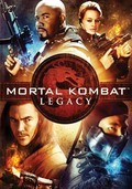 Mortal Kombat: Legacy - wallpapers.