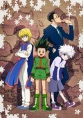 Hunter x Hunter - wallpapers.