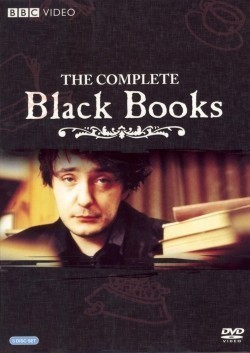 Black Books - wallpapers.