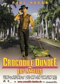 Crocodile Dundee in Los Angeles pictures.