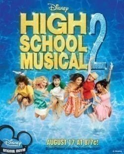 High School Musical 2 - wallpapers.