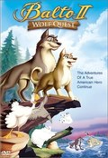 Balto 2. Travel of the wolf - wallpapers.