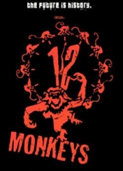 12 Monkeys - wallpapers.