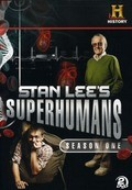 Stan Lee's Superhumans - wallpapers.