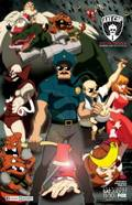 Axe Cop - wallpapers.