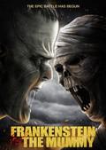 Frankenstein vs. The Mummy - wallpapers.