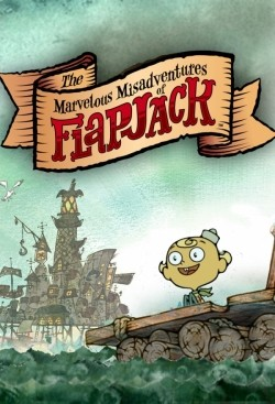 The Marvelous Misadventures of Flapjack - wallpapers.
