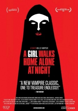 A Girl Walks Home Alone at Night pictures.