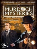 The Murdoch Mysteries - wallpapers.