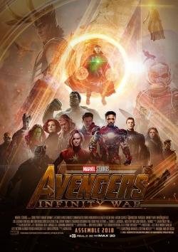 Avengers: Infinity War. Part I - wallpapers.