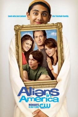 Aliens in America pictures.