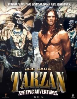 Tarzan: The Epic Adventures - wallpapers.