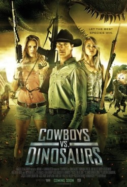 Cowboys vs Dinosaurs pictures.