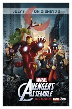 Marvel's Avengers Assemble - wallpapers.