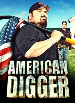 American Digger - wallpapers.
