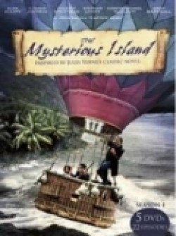Mysterious Island - wallpapers.