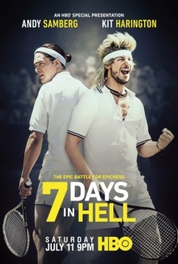 7 Days in Hell - wallpapers.