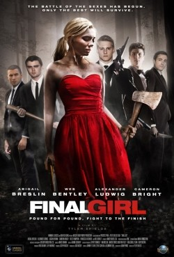 Final Girl pictures.