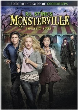 R.L. Stine's Monsterville: The Cabinet of Souls - wallpapers.
