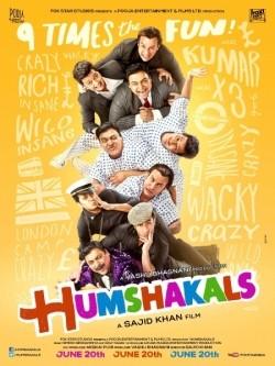Humshakals - wallpapers.