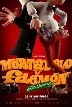 Mortadelo y Filemón contra Jimmy el Cachondo - wallpapers.