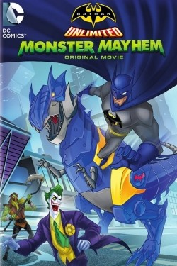 Batman Unlimited: Monster Mayhem pictures.