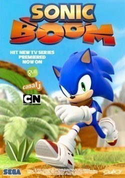 Sonic Boom - wallpapers.