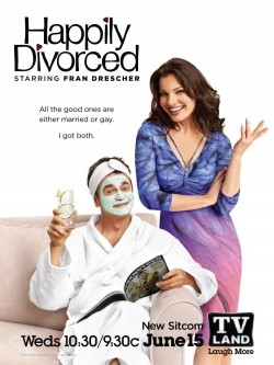 Happily Divorced - wallpapers.