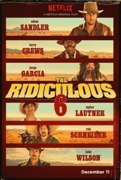 The Ridiculous 6 - wallpapers.