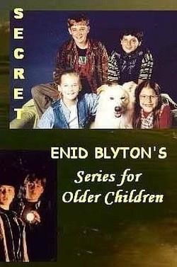 The Enid Blyton Secret Series - wallpapers.