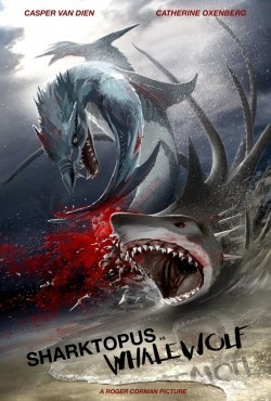 Sharktopus vs. Whalewolf - wallpapers.