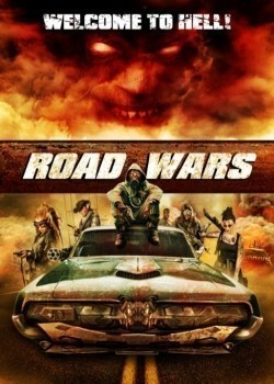 Road Wars - wallpapers.