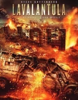 Lavalantula - wallpapers.