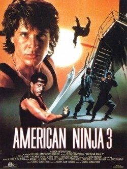 American Ninja 3: Blood Hunt pictures.
