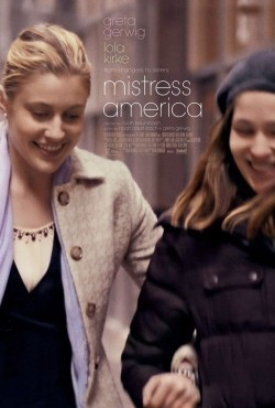 Mistress America - wallpapers.