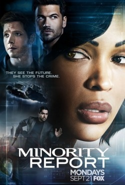 Minority Report pictures.