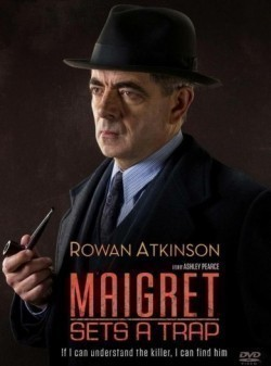 Maigret Sets a Trap - wallpapers.